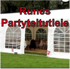 Runes Partyteltutleie
